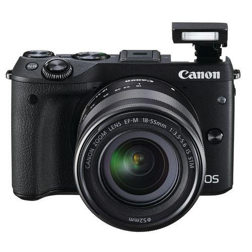 Appareil photo numérique - Canon - EOS M3