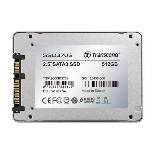 Disque SSD370S Transcend