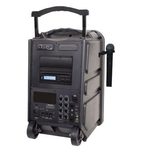 Ensemble haut parleur amplifié Moover 200 portatif