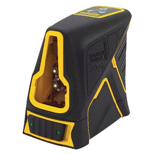 Niveau laser croix fcl vert for Niveau laser exterieur