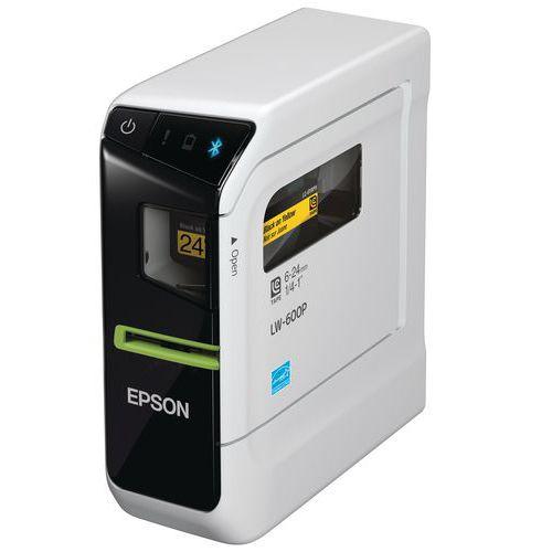 Imprimante d'étiquettes Epson LabelWorks LW-600P