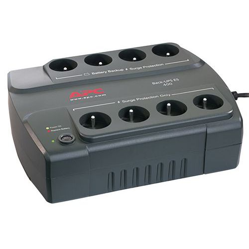 Onduleurs APC Back-UPS 400, 230 V