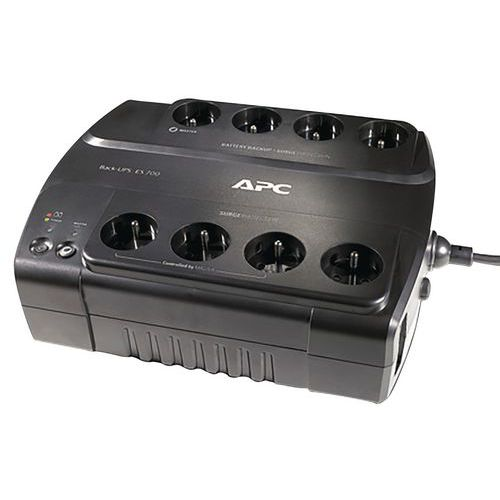 Onduleurs parafoudre APC Back-UPS ES 8 prises 230 V, CEE 7/5