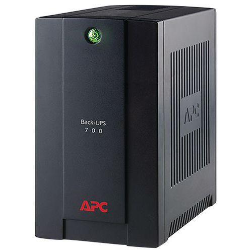 APC Back-UPS 700 VA, 230V, AVR, prises françaises