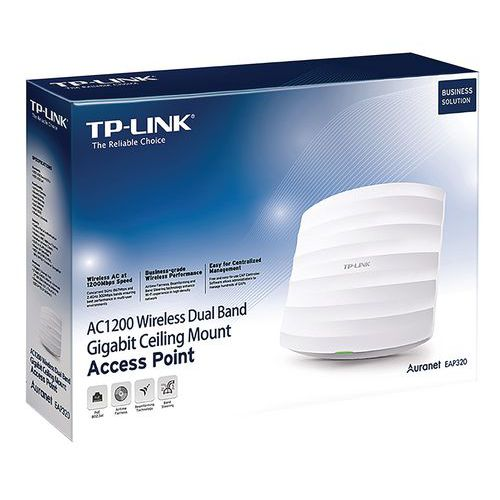 Point d'accès Sans Fil TP-Link C1200 PoE Dual Band Gigabit