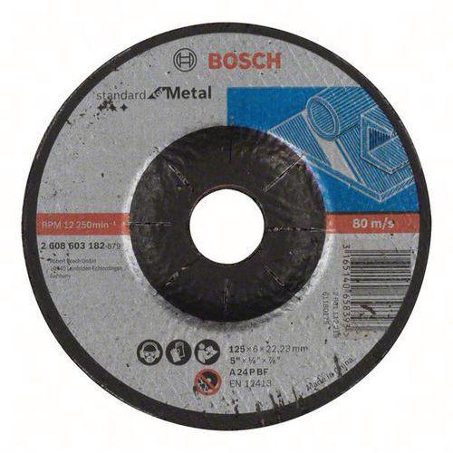 Meules à ébarber Standard for Metal
