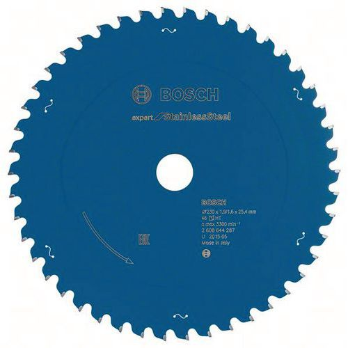 Lames de scies circulaires pour scies circulaires à métaux portatives (Hand Dry Cutter)