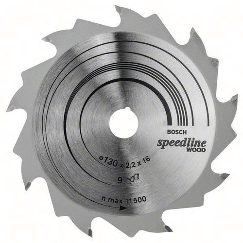 Speedline Wood pour scies circulaires portatives