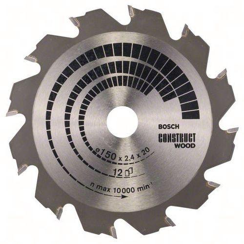 Construct Wood pour scies circulaires portatives