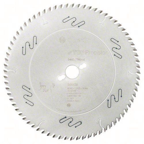 Lames de scies circulaires pour scies à format et de table horizontales/verticales