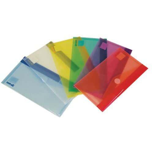 Enveloppe de présentation - Format chéquier