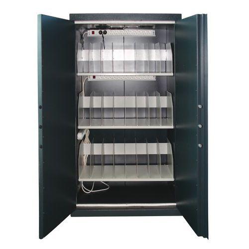 armoire pour ordinateur portable lloyd 16 ordinateurs manuta. Black Bedroom Furniture Sets. Home Design Ideas