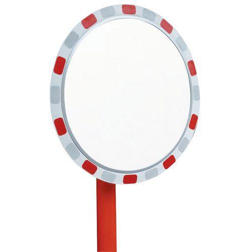 Miroir de s curit rond voie priv e vision 90 for Miroir rond 90