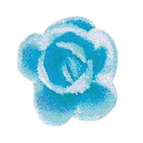 Décor comestible mini rose cristallisée