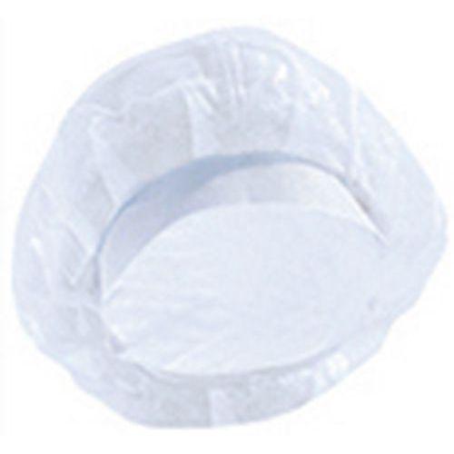 Charlotte casquette bleue avec visière P0112