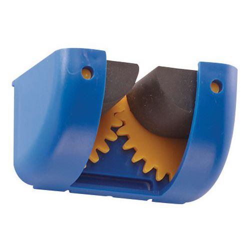 Support 1 bloc manche pro - Manche Ø 10 à 40 mm