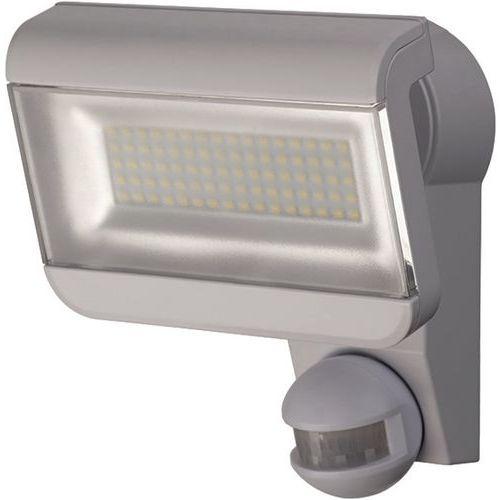 Projecteur LED IP44 80x0.5W 3700lm Blanc Avec Détecteur