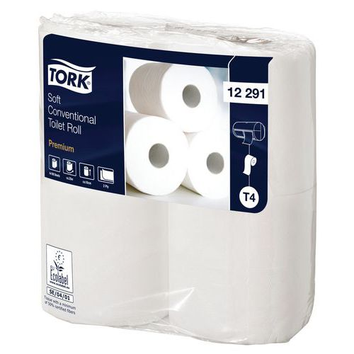 Papier toilette Tork 2 plis - Rouleau
