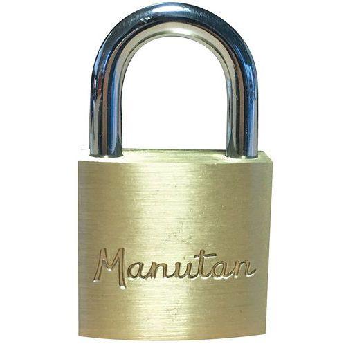 Cadenas à clé - Manutan