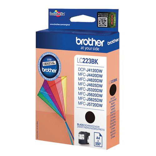 Cartouche d'encre  - LC-223 - Brother