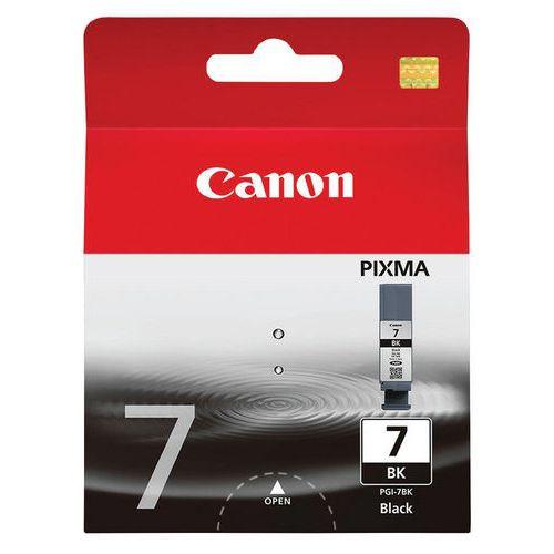 Cartouche d'encre  - PGI-7BK - Canon