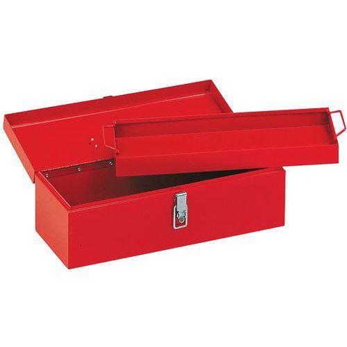 Boîte 1 case et 1 plateau