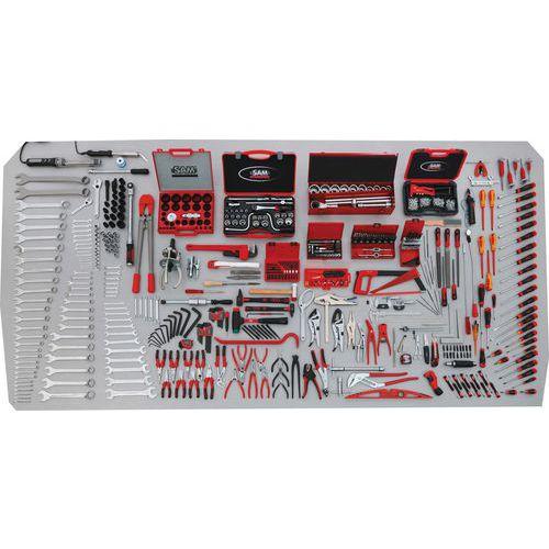 Sélection de 549 outils à ouverture métrique pour technicien