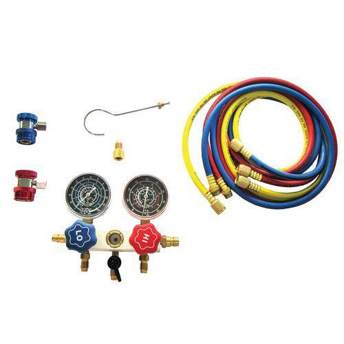 Manomètre de contrôle de pression R134A
