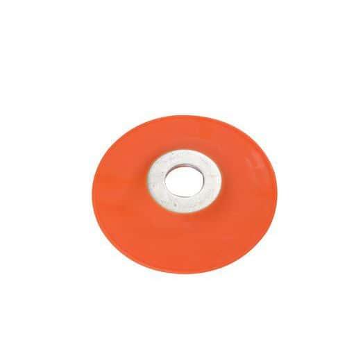 Plateaux nylon souple pour disque fibre