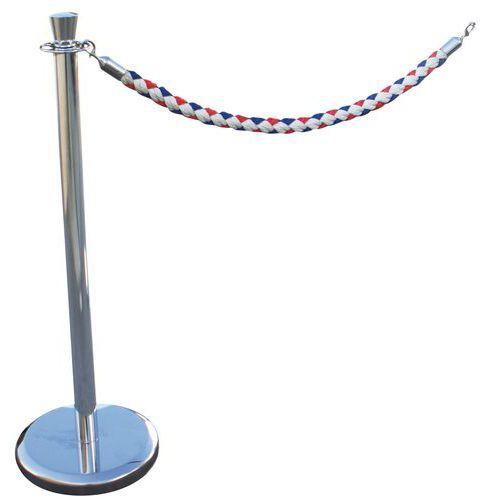 Poteau à corde tricolore - supplémentaire