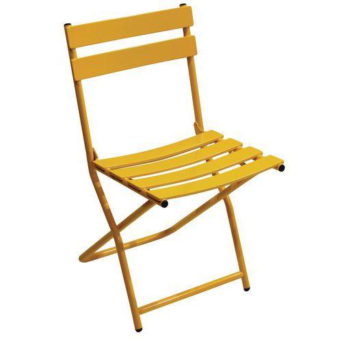Chaise pliante - Square