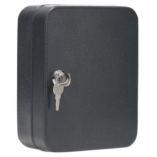 Armoire à clés gris anthracite