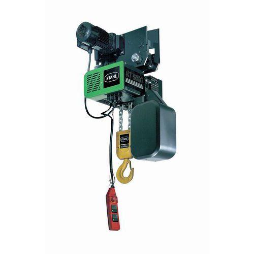 Alimentation triphasée 230 V pour palan - Force de 1 000 à 5 000 kg - Stahl CraneSystems