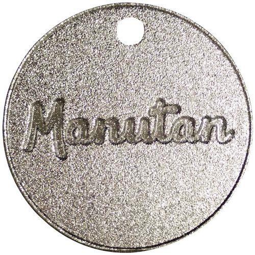 Jeton non numéroté 30mm - Manutan