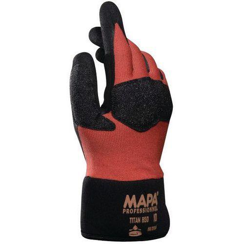 gants de manutention titan 850. Black Bedroom Furniture Sets. Home Design Ideas