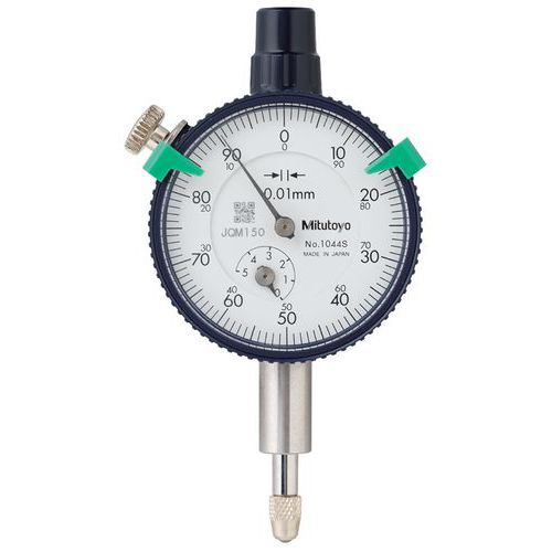 Comparateur métrique mécanique 5mm