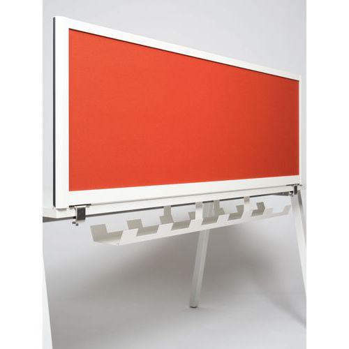 Écran de séparation 495x1600 - Profil Blanc - Insona