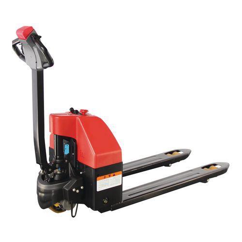 Transpalette électrique ergonomique - Capacité 1500 kg