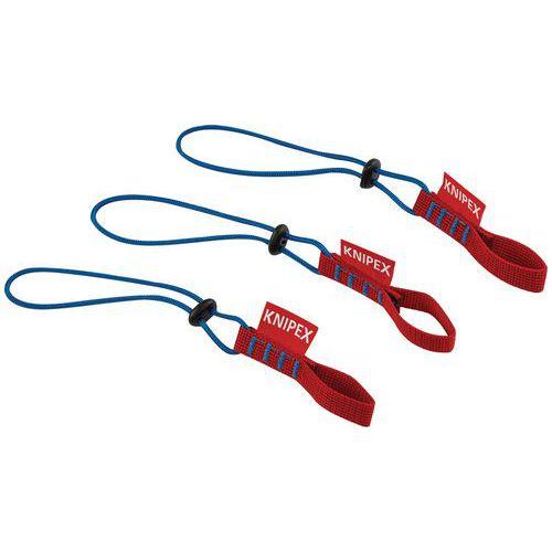 Lot de 3 adaptateurs pour système anti-chute