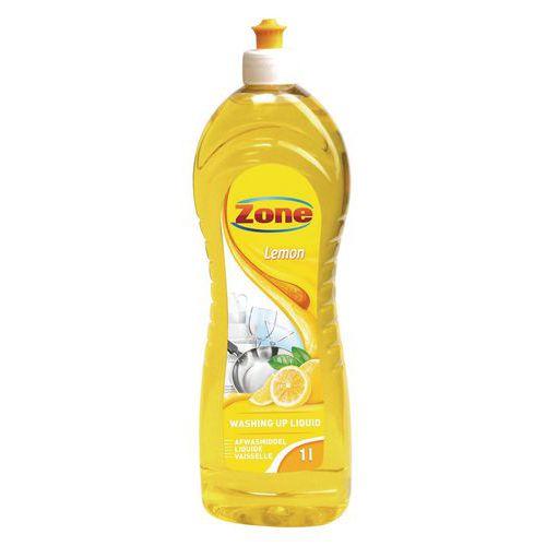 Liquide vaisselle Zone - Citron - 1 L