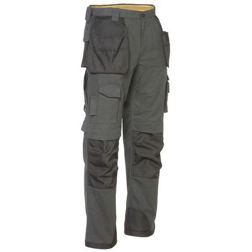 Pantalon de travail Trademark SLIM - Gris