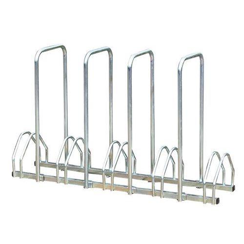Support cycle râtelier 4 arceaux - 5 places