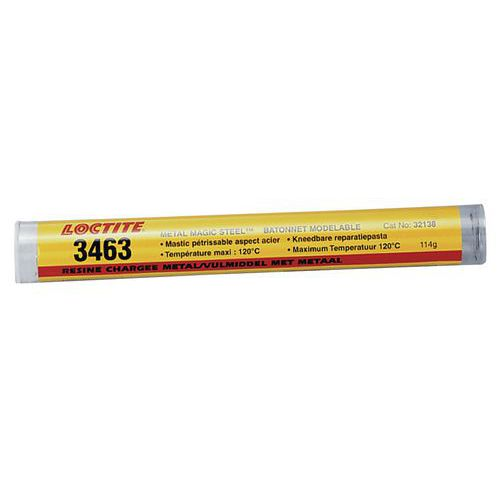 Adhésif pour réparation d'urgence 3463 Loctite - 114 g