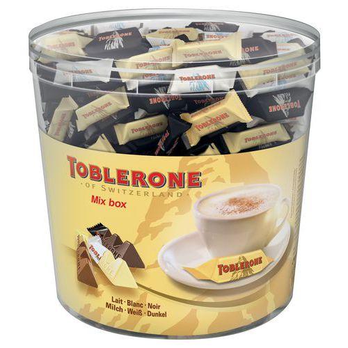Mini chocolats TOBLERONE- Boîte de 113