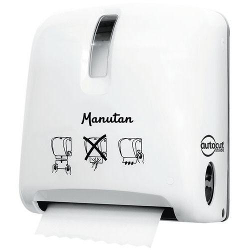 Distributeur d'essuie-mains Autocut - Manutan