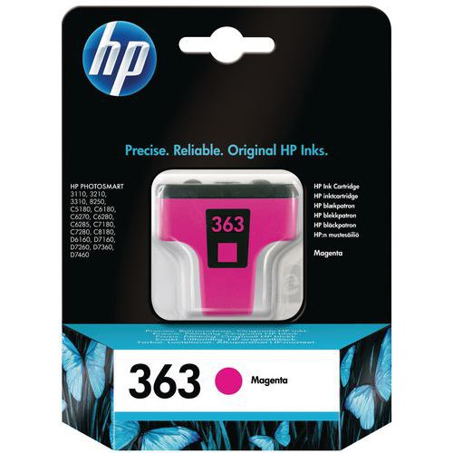 Cartouche d'encre  - 363 - HP