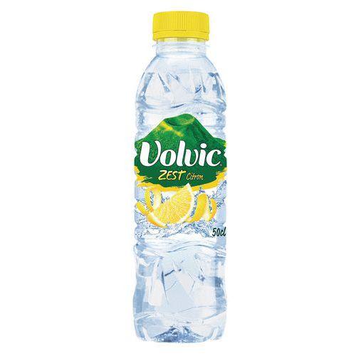 Eau Volvic zest citron