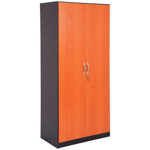 armoire haute portes battantes. Black Bedroom Furniture Sets. Home Design Ideas