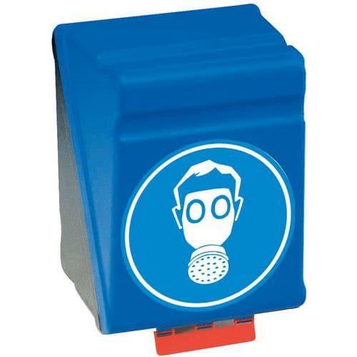 Bo te de rangement des epi maxi masque respiratoire - Rangement en epi ...