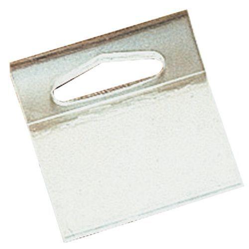 Languettes de suspension pour gondole